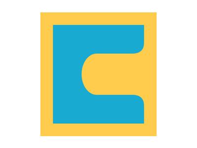 C logo letter c