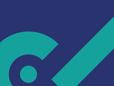 d idea golf drive logo letter d
