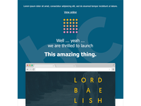 Email Beautiful Company
