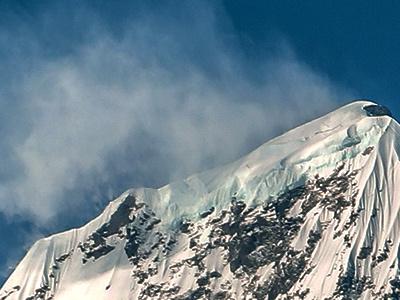 Moutains moutain clouds sky blue snow moutains