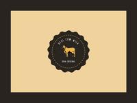 Desi Cow Milk Logo