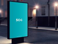 Free Street Advertisement Billboard Psd Mockup