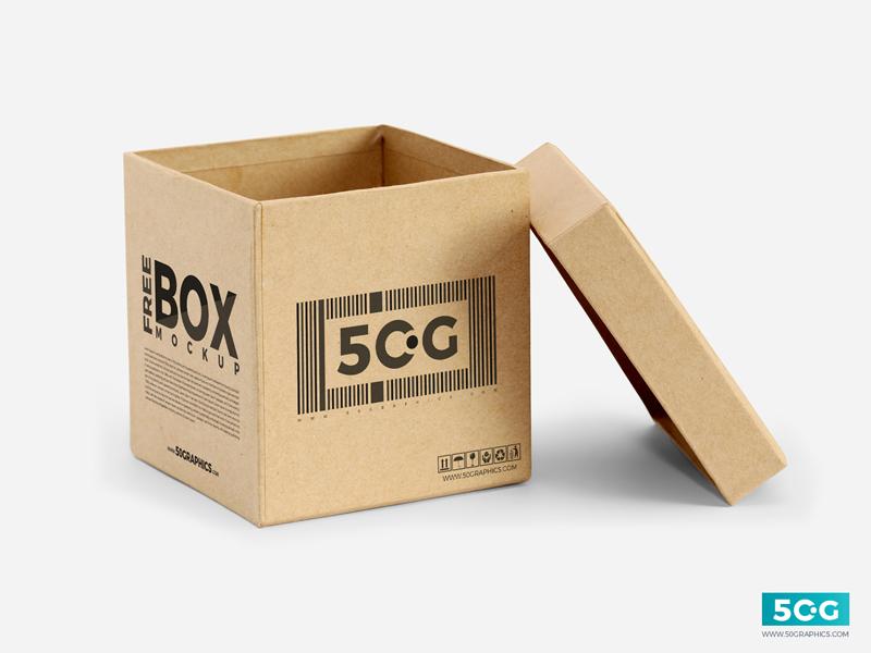Free Open Box PSD Packaging Mockup packaging mockup box mockup mockup download free psd mockup freebie psd mockup free mockup mockup free mockup