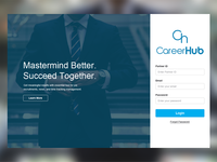 CareerHub Website Login