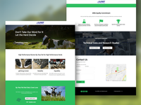 Alifetusa Weebly Website Design
