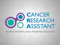Cancer Research Assistant Logo Design