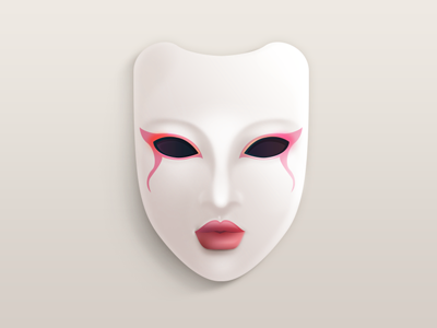 Theatrical mask mask theater theatrical icon face carnival drama comedy tragedy art
