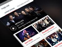 Music app — nugs.net