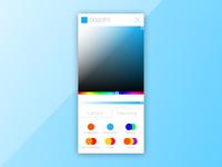 Daily UI 060 - Color Picker