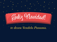 Merry Christmas from Vendelo Panama