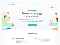 Website Redesign - Animated Promo