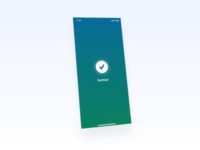 Promo - Splitwiser App Redesign ui uiux ui designs futuristic logo animation animations motion design motion promotion modern clean minimal screen dark mode mobile app ux design ui design cinematic animation promo