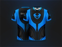 eSports Jersey Design - Deicide Gaming