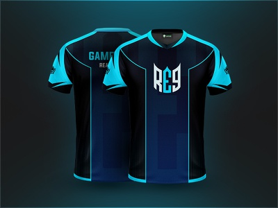 Gaming Jersey designs, themes, templates and downloadable graphic elements  on Dribbble