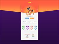 Daily UI Challenge 006 - User Profile Screen