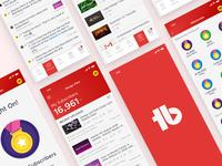 Tube Buddy App Redesign - UI/UX Case Study
