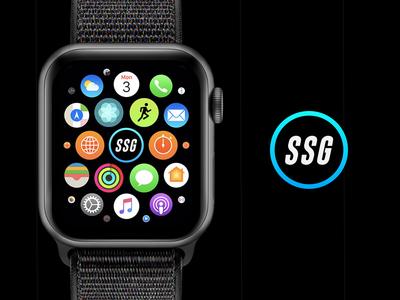 Apple Watch App Concept - App Icon