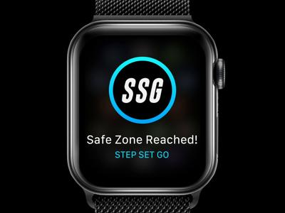 Notifications - Apple Watch App Concept