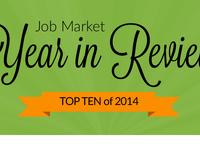 Job Market Year In Review - Top Ten of 2014