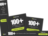 Job Board Flat Banners
