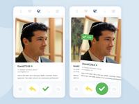Jwed Match App Design