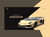 Lamborghini Aventador Concept
