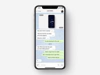 Telegram UI Design Contest