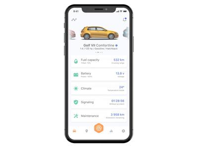 Volkswagen App Ideas motion graphics adobe after effects keyshot iphone xs xr ios application volkswagen animation motion design interaction transition behance ux ui