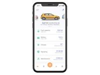 Volkswagen App Ideas