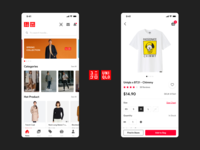 Uniqlo Mobile App