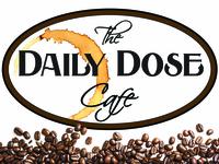 The Daily Dose Cafe logo