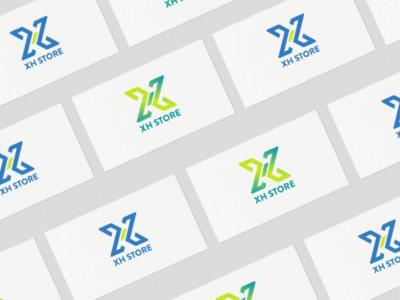 Xh store logo