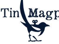 Tin Magpie Logo arrangement