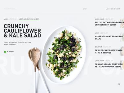 FOODJOY - A platform for foodies. food recipes marketplace ecommerce organic farmers market delicious restaurant ingredients website shop