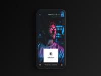 DailyUI #006 User Profile