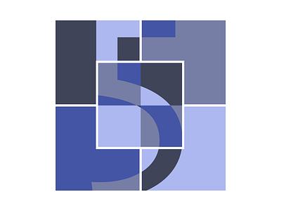 5 Points Massage signage design logo branding