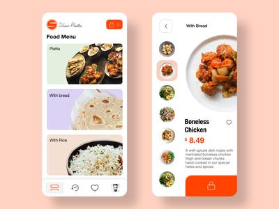 indian food App