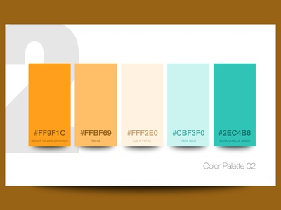 Color palette 02 yellow green color pallet color pallete color palettes color palette colors color branding design brand design brand identity branding brand