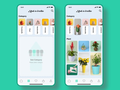 Caregory list simple progressive beautiful ios sketch category app category page categories category shopping app shop minimalist interaction ui design app ui  ux design branding application