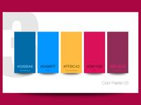 Color palette 03
