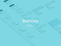 Bezones - UI Kit