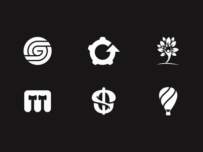 Minimalistic Logos
