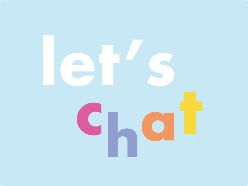 Let's Chat Logo