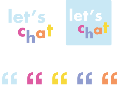 Let's Chat Branding