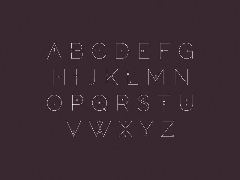 Persephone | Free Font vector iconography icon logo design logo font branding graphic design illustration font design typography free font