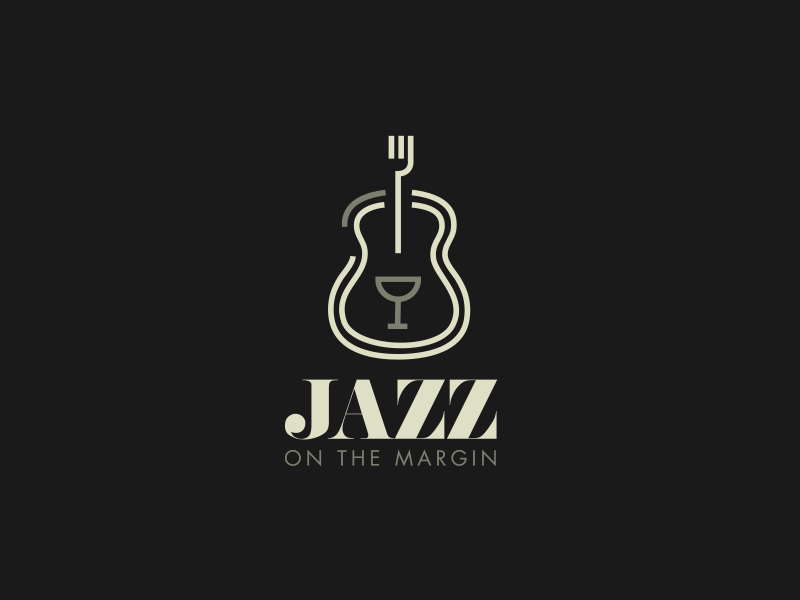 Jazz typography graphic design illustration vector iconography icon logotype brand design branding brand logo design logo