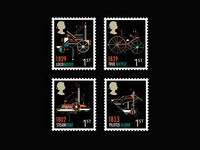 RSA Stamps