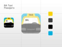 """Análisis morfológico"" - BA Taxi-pasajero"