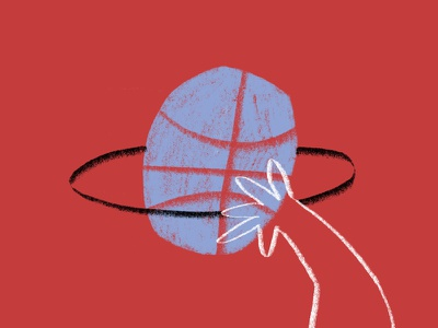 Dunking oblong bball planet ball sports arm hoop basketball rim slam dunk dunking
