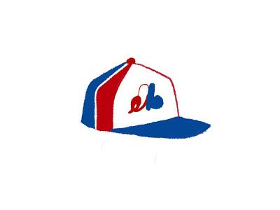 Expos cap quebec hat canada montreal expos expos montreal sports mlb baseball hat baseball